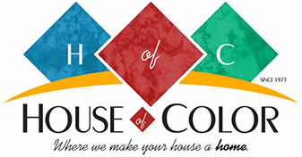 House of Color - Where we make your house a home.